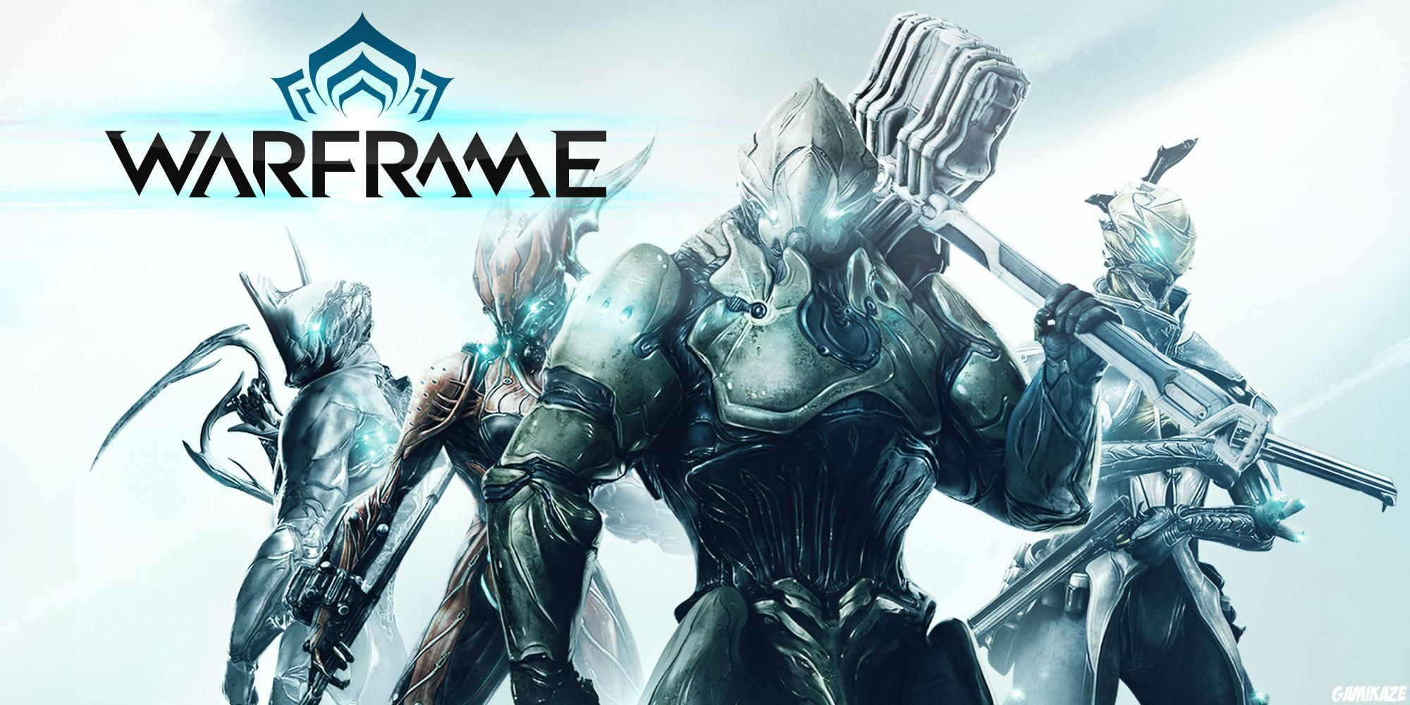 ps4 - Warframe