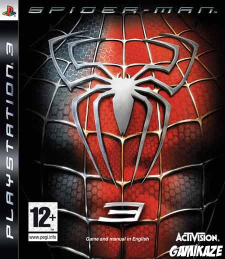 cover Spider-Man 3 ps3