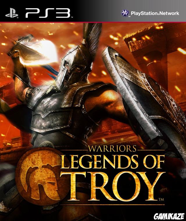 Warriors Legends Of Troy Tips: Fiche Warriors : Legends Of Troy Playstation 3