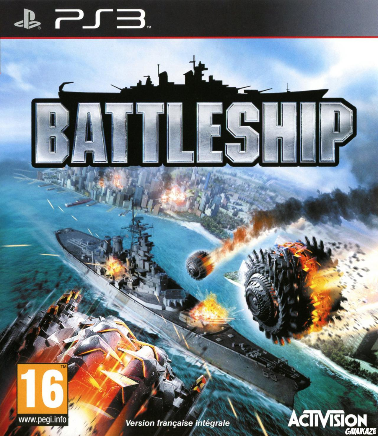 cover Battleship ps3