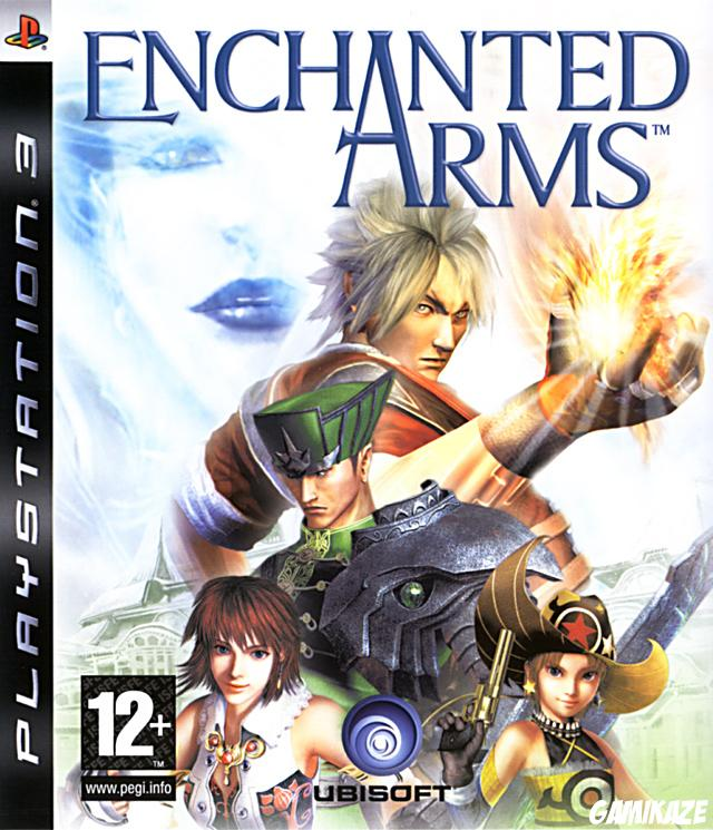 cover Enchanted Arms ps3