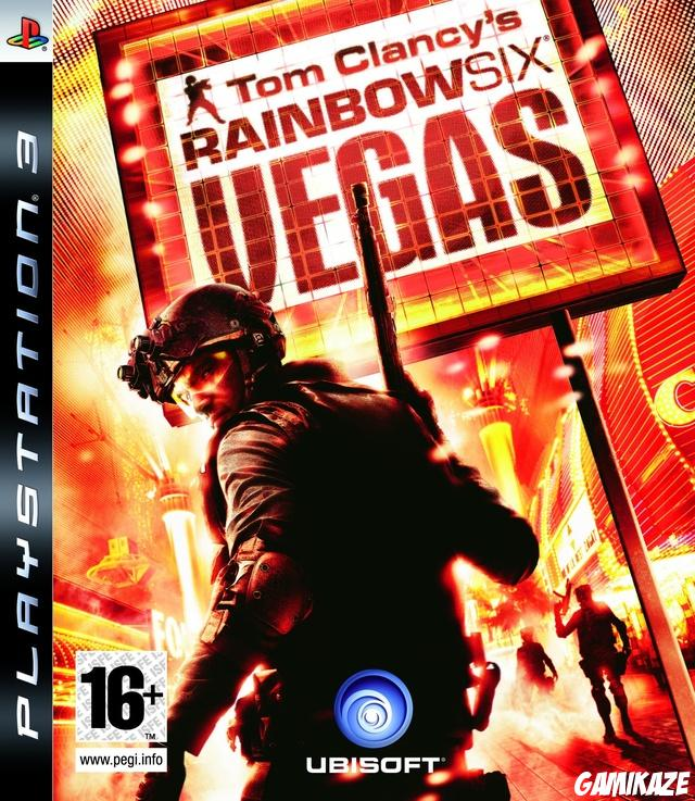 cover Rainbow Six Vegas ps3
