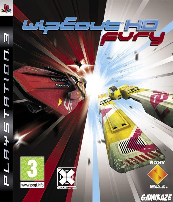 cover WipEout HD ps3