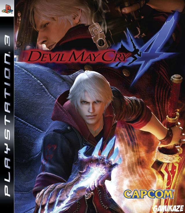 cover Devil May Cry 4 ps3