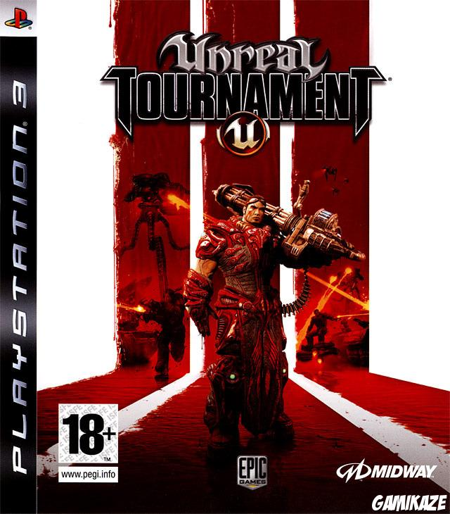 cover Unreal Tournament III ps3