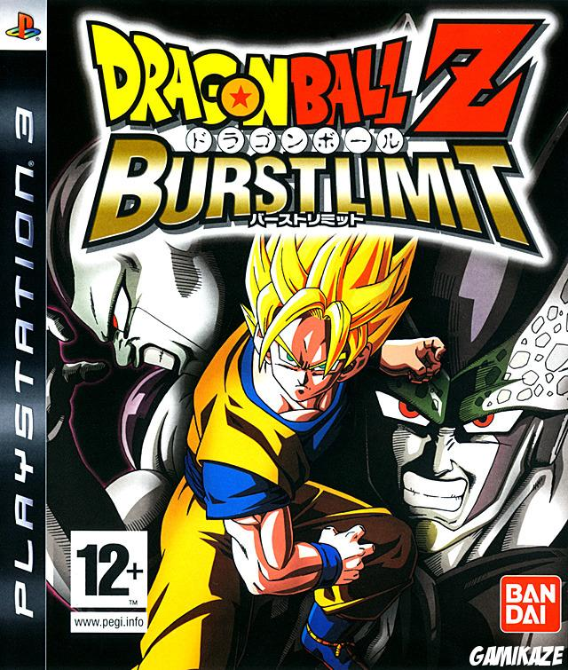 cover Dragon Ball Z : Burst Limit ps3