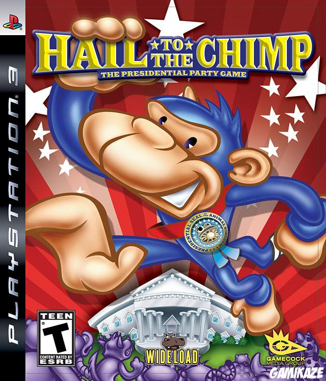 cover Hail to the Chimp ps3