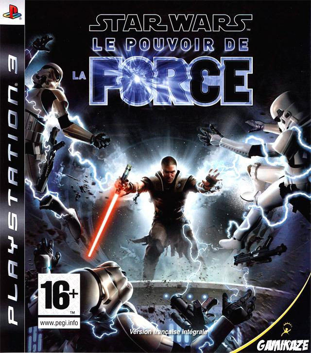 cover Star Wars : Le Pouvoir de la Force ps3