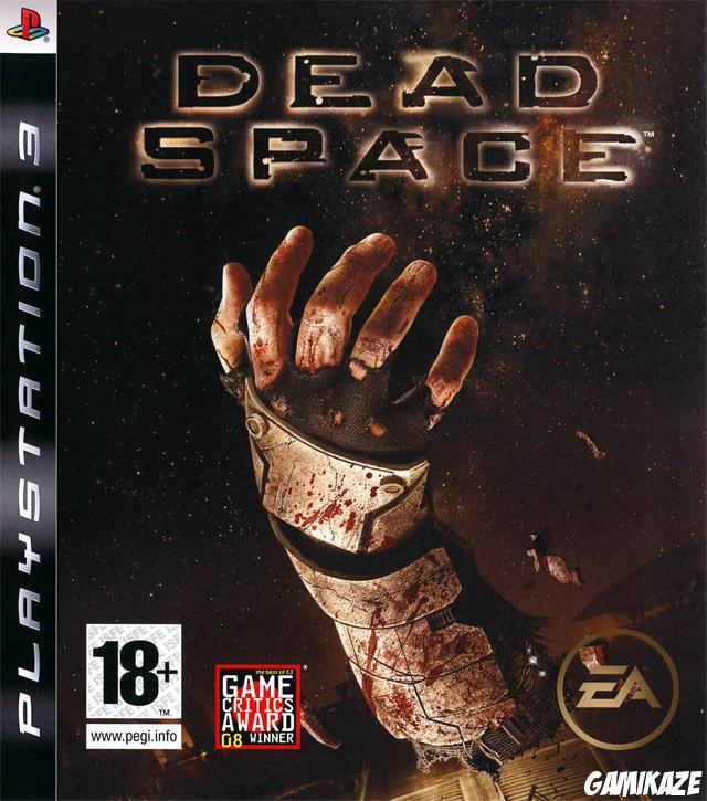 cover Dead Space ps3