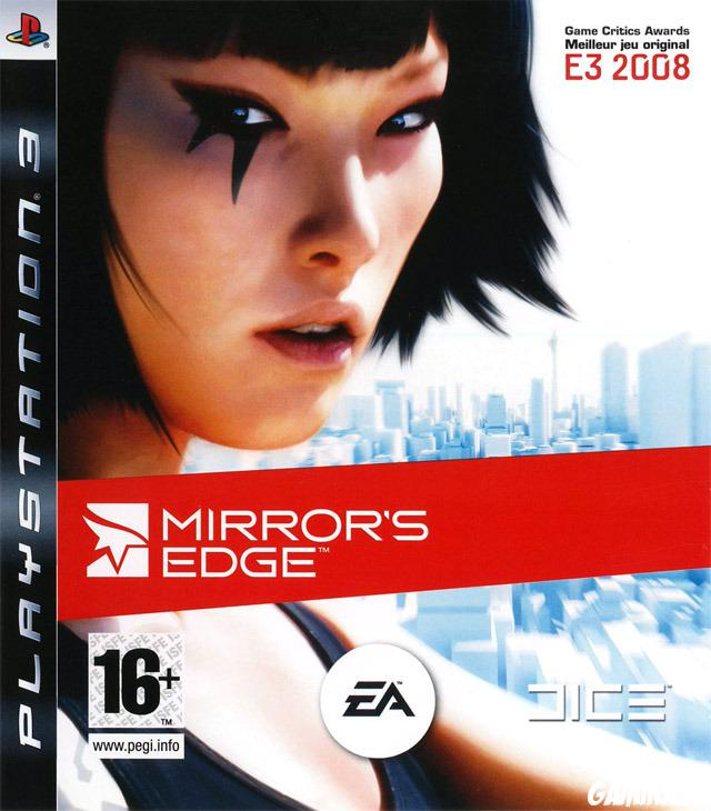 cover Mirror's Edge ps3