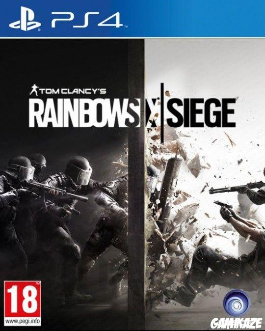 cover Tom Clancy's Rainbow Six Siege ps4