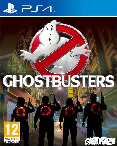 cover Ghostbusters ps4