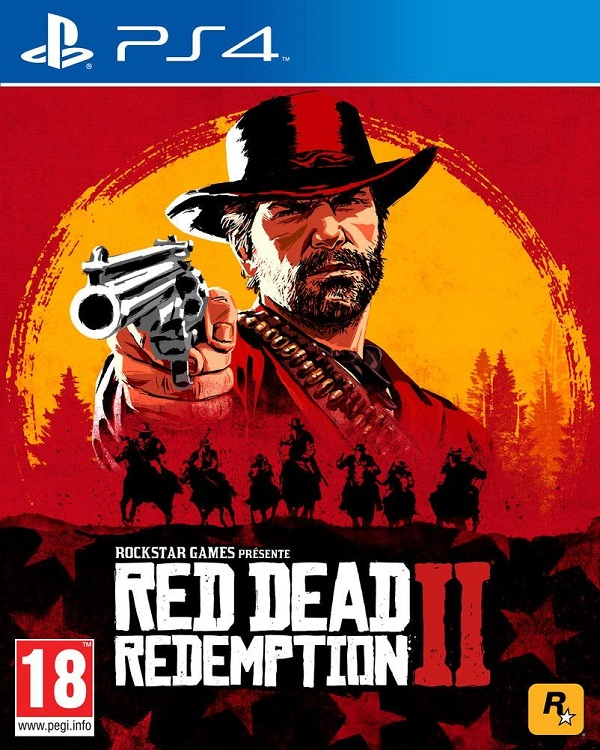 cover Red Dead Redemption 2 ps4
