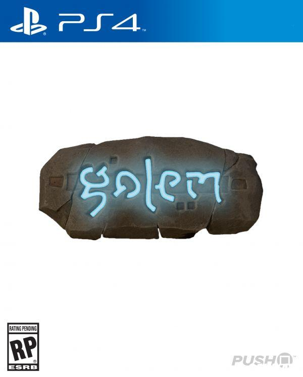cover Golem ps4