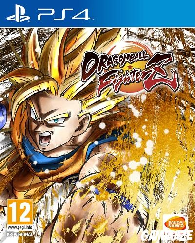 cover Dragon Ball FighterZ ps4