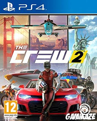 cover The Crew 2 ps4