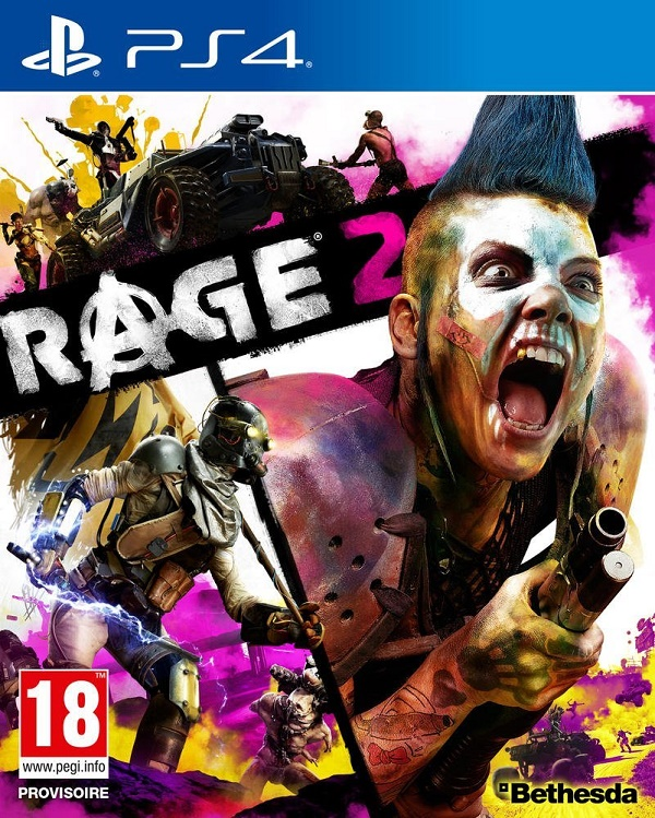 cover RAGE 2 ps4