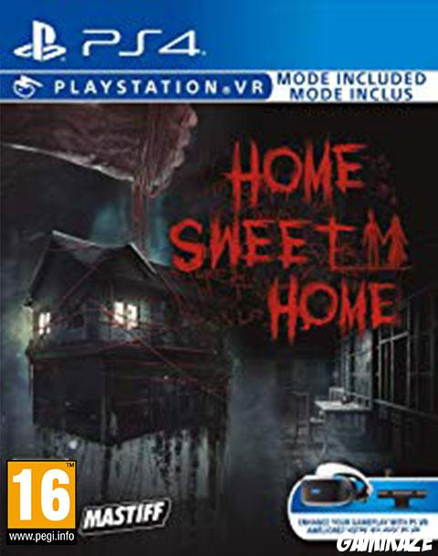 cover Home Sweet Home ps4