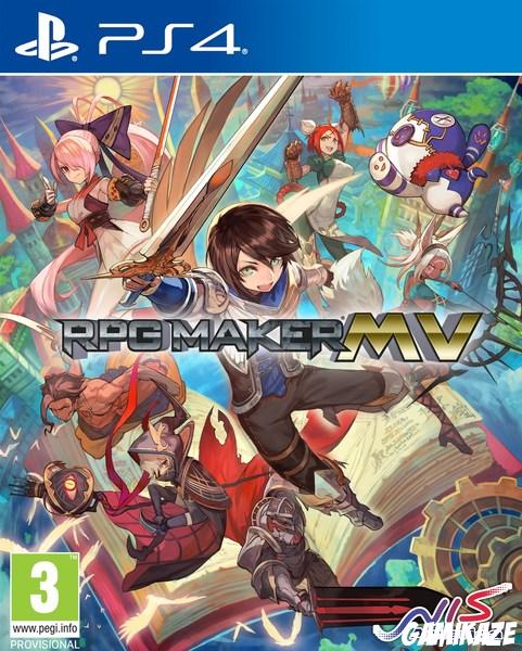 cover RPG Maker MV ps4