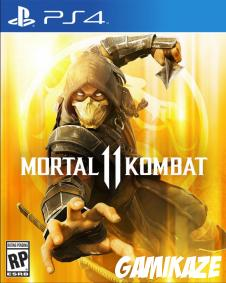 cover Mortal Kombat 11 ps4