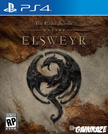 cover The Elder Scrolls Online : Elsweyr ps4