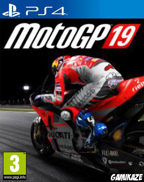 cover MotoGP 19 ps4