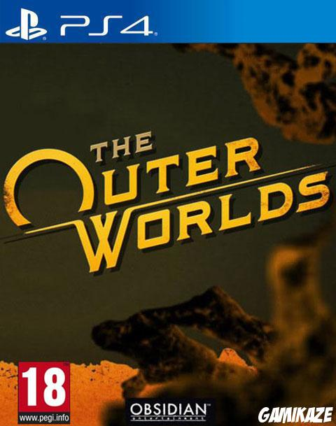 cover The Outer Worlds ps4
