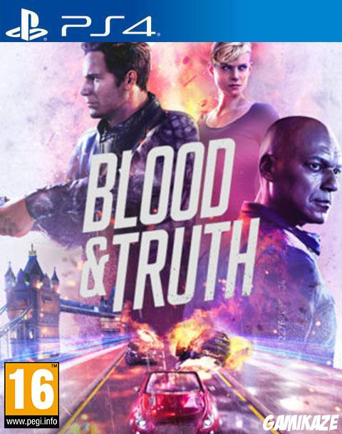 cover Blood & Truth ps4