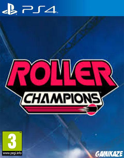 cover Roller Champions ps4