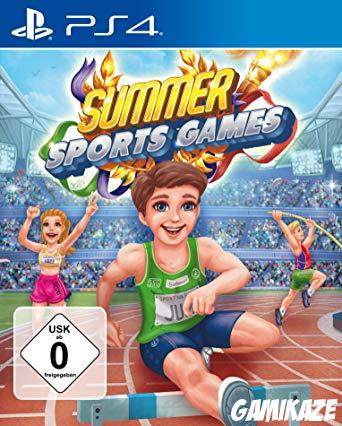 cover Summer Sports Games ps4