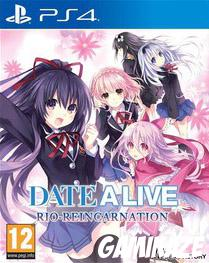 cover Date-A-Live : Rio Reincarnation ps4