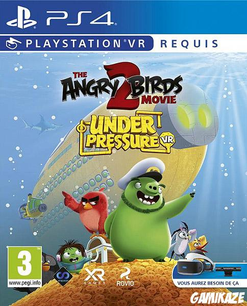 cover The Angry Birds 2 Movie VR ps4