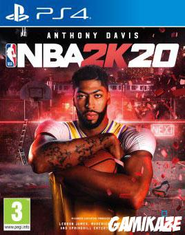 cover NBA 2K20 ps4
