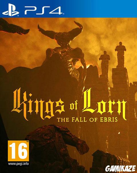 cover King of Lorn : The Fall of Ebris ps4