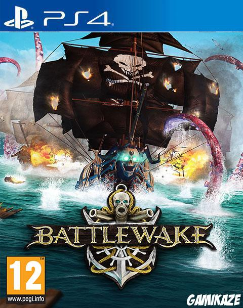 cover Battlewake ps4