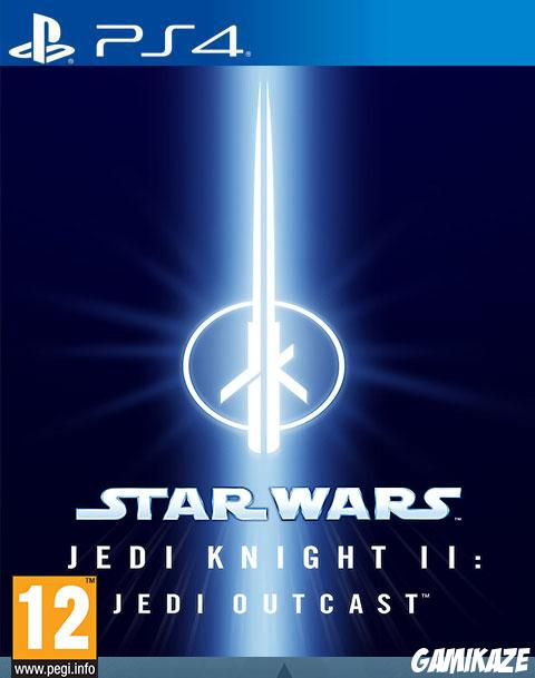 cover Star Wars : Jedi Knight II : Jedi Outcast ps4