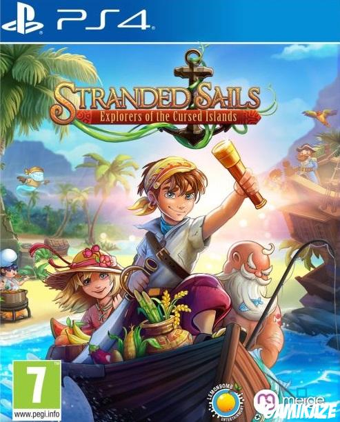 cover Stranded Sails - Explorers of the Cursed Islands ps4