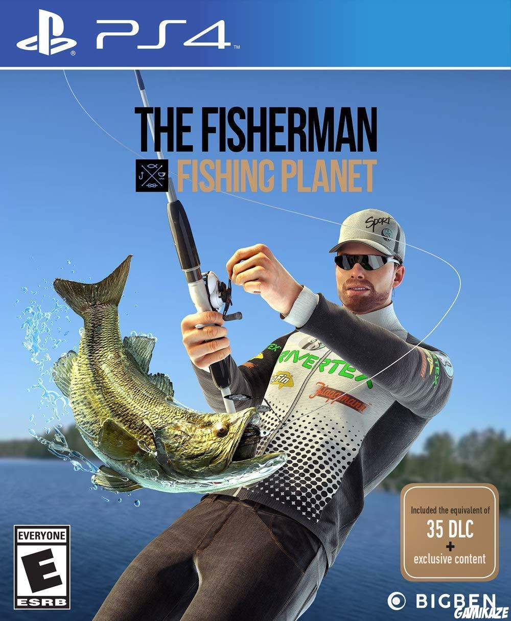 cover The Fisherman : Fishing Planet ps4