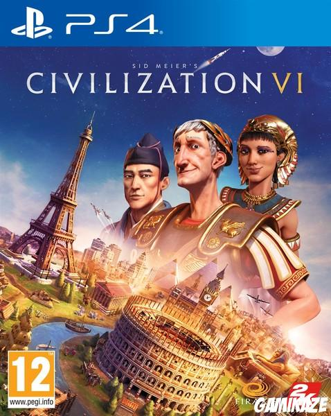 cover Civilization VI ps4