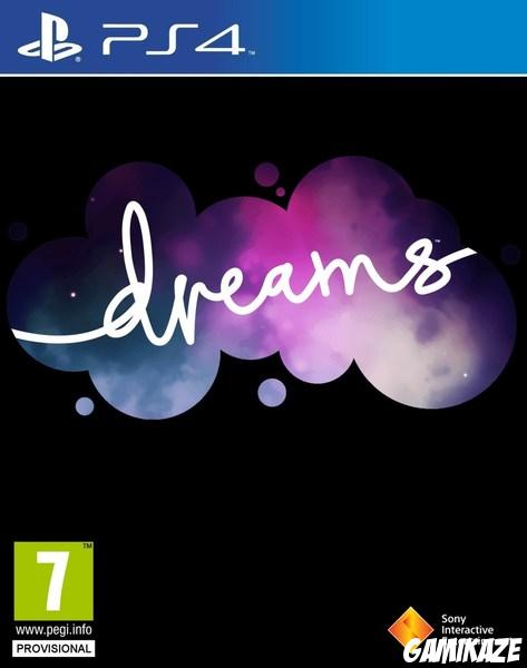 cover Dreams ps4