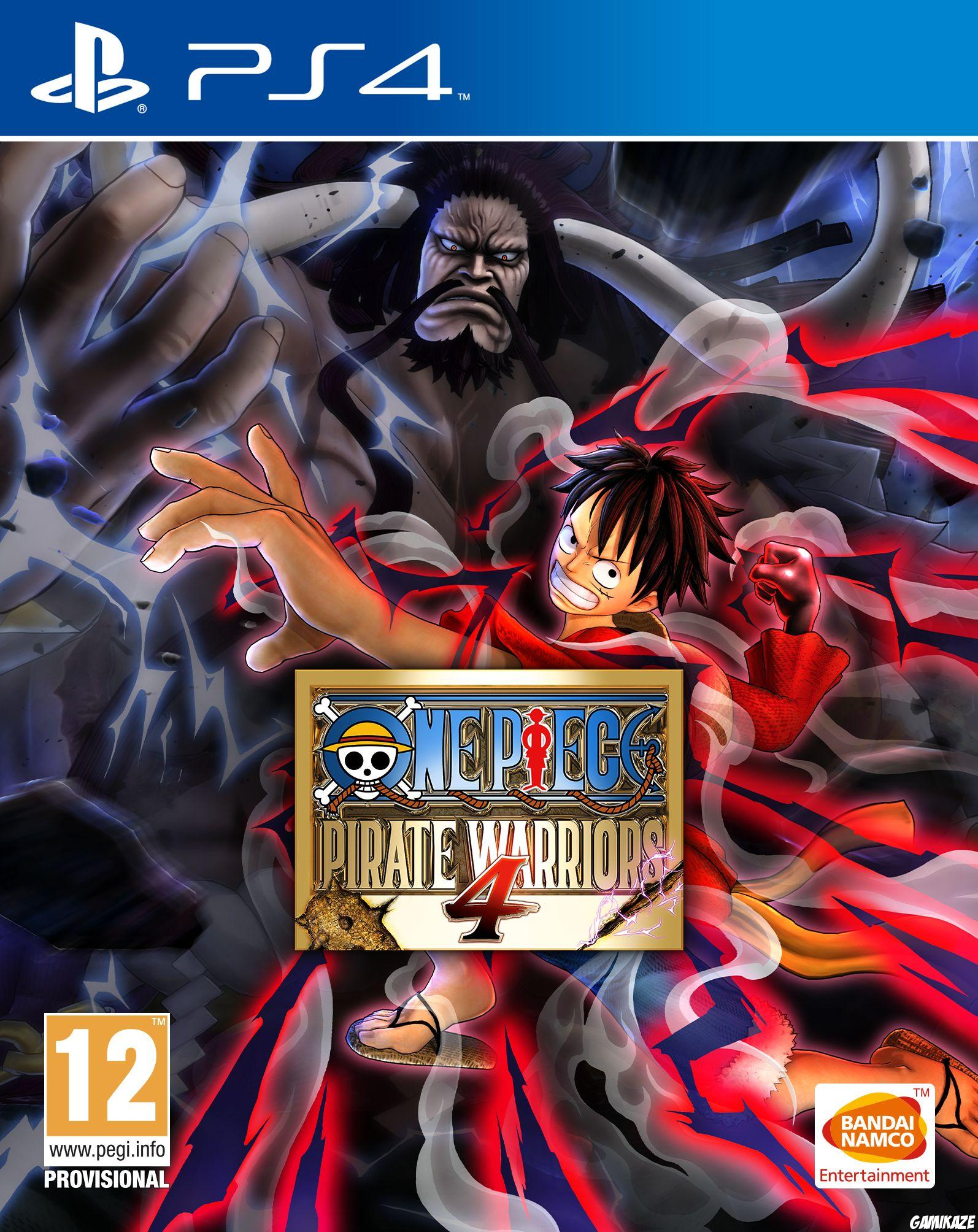 cover One Piece : Pirate Warriors 4 ps4