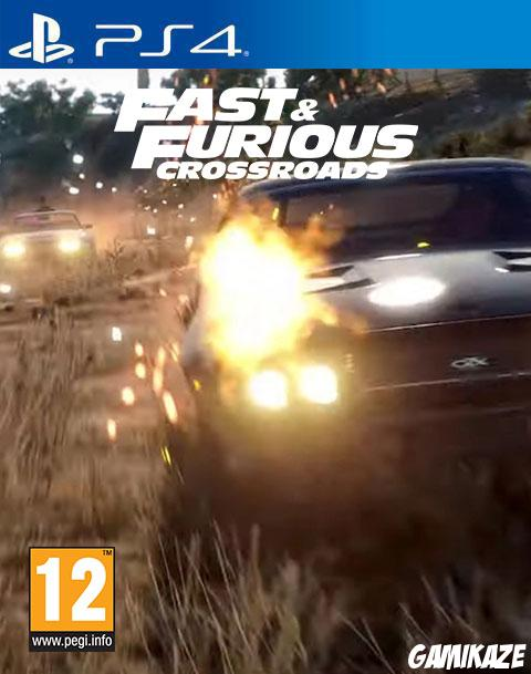 cover Fast & Furious Crossroads ps4