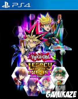 cover Yu-Gi-Oh! Legacy of the Duelist : Link Evolution ps4