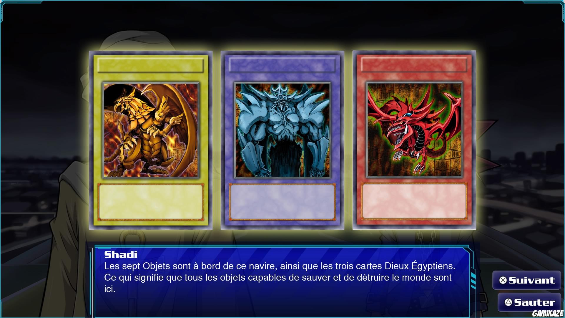 ps4 - YuGiOh Legacy of the Duelist  Link Evolution