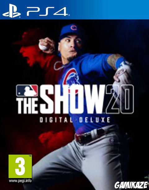 cover MLB The Show 20 ps4