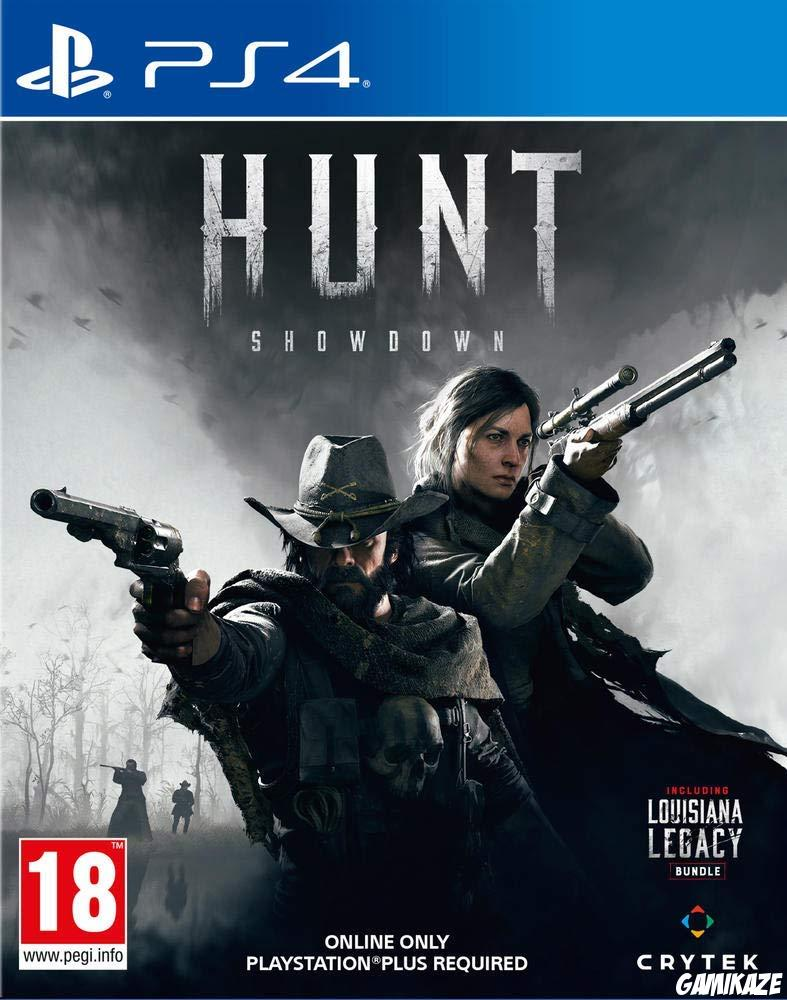 cover Hunt : Showdown ps4