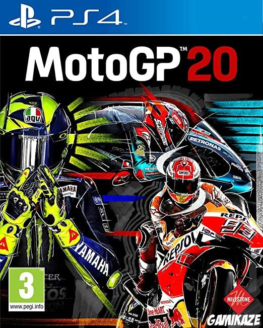cover MotoGP 20 ps4