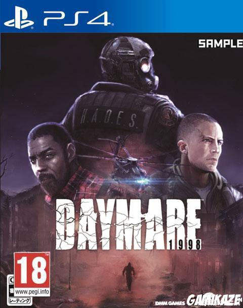 cover Daymare : 1998 ps4