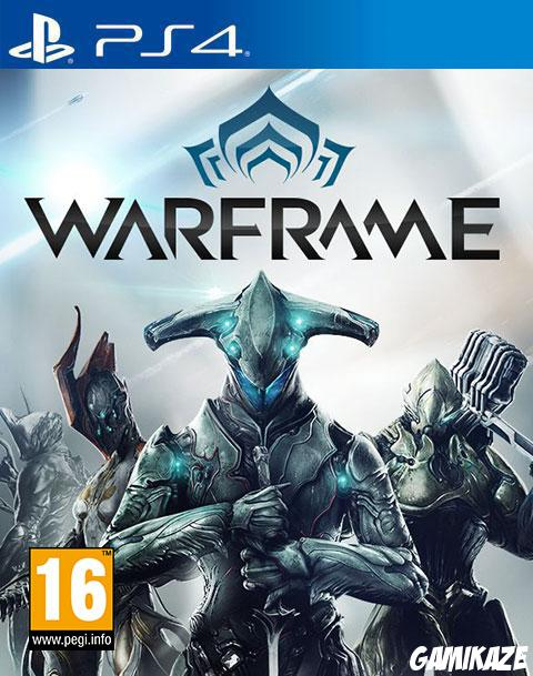 cover Warframe ps4
