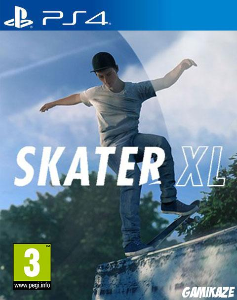 cover Skater XL ps4